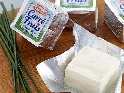 Recettes au fromage frais : Carré Frais, Vous allez adorer le déguster…