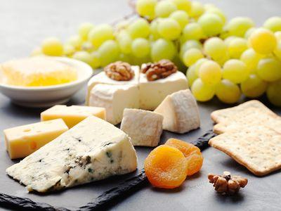Le fromage se fend la poire