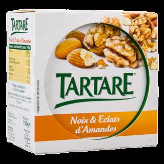 TARTARE NOIX & AMANDES POT 150G