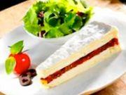 Recette : Brie farci aux «saveurs du Sud»  - Recette au fromage