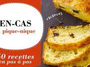 Recettes : EN-CAS & pique-nique