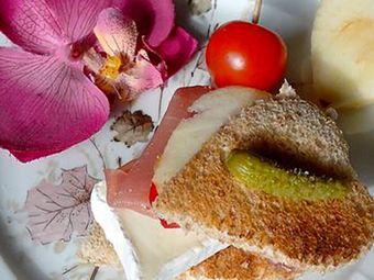 Recette : Canapé au bacon et fromage - Recette au fromage