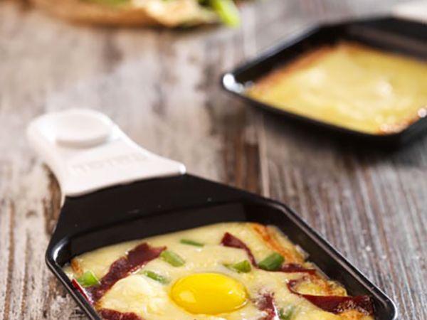 Raclette :  Raclette fermière