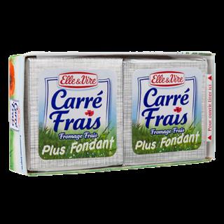 CARRÉ FRAIS D'ELLE & VIRE 2 X 75G