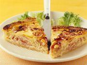 Recette : Quiche au reblochon - Recette au fromage