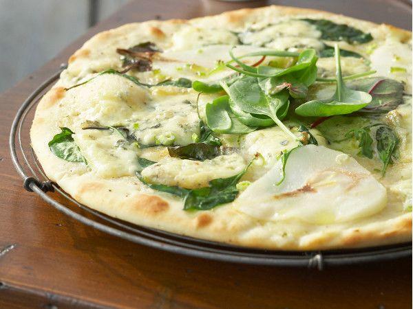 Pizzas au fromage : La pizza au fromage? En bleu, c'est encore mieux!
