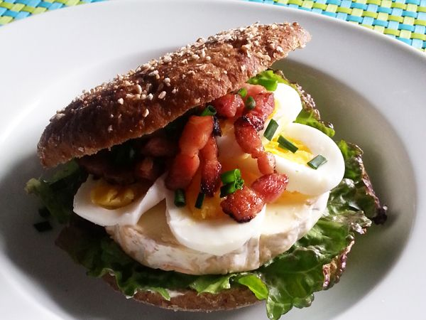 Sandwichs : Vos meilleures recettes de sandwich au camembert