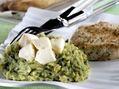 Recette : Purée de courgettes au coulommiers - Recette au fromage
