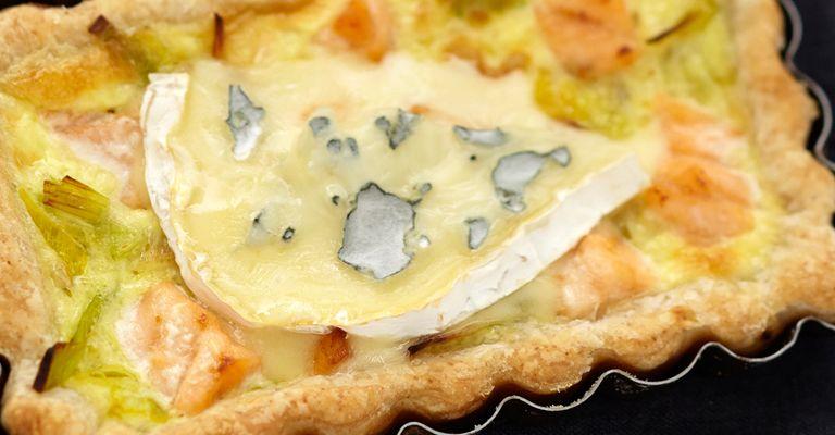 Mini tartelettes : Qui veut du fromage