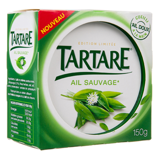 TARTARE AIL SAUVAGE POT 150G