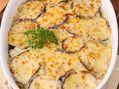 Recette : Roulés d'aubergines au fromage à raclette - Recette au fromage