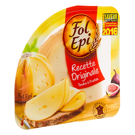 FOL EPI RECETTE ORIGINALE TRANCHES 150G