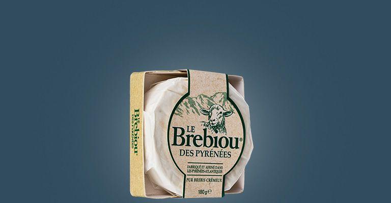 LE BREBIOU DES PYRENEES 180G : caractéristiques et apports nutritionnels