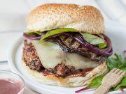 Recette : Burger boeuf et fromage de brebis - Recette au fromage