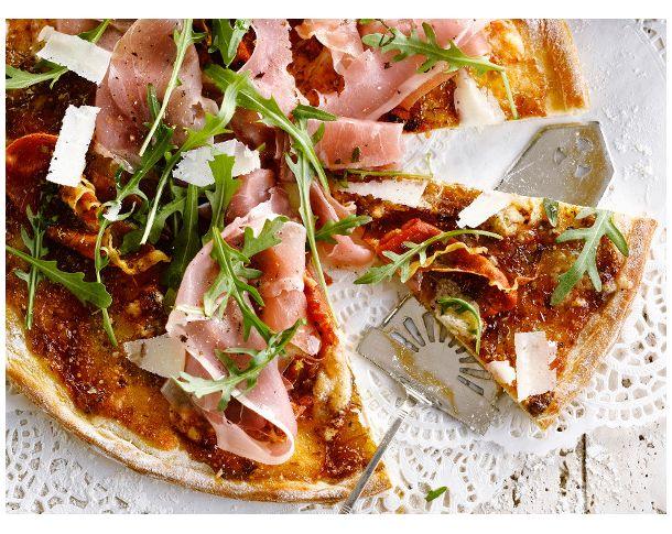 Pizzas au fromage : Râpé ou en copeaux, le parmigiano fait son show!