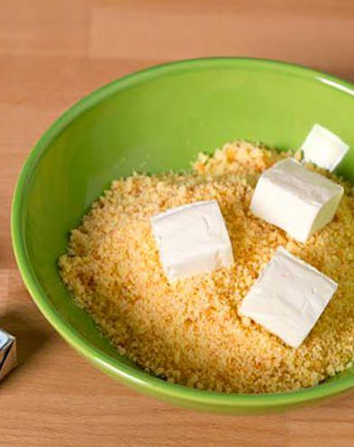 Pop cakes au fromage frais