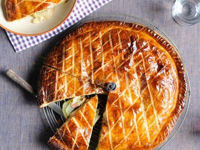 Recette : Tourte au fromage et aux pommes de terre - Recette au fromage