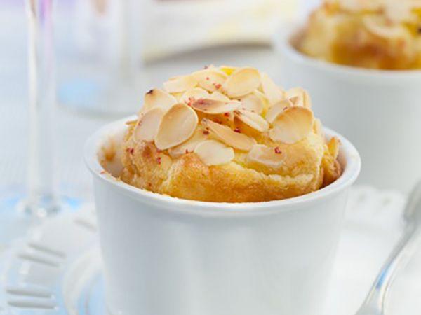 Soufflés au fromage :  Soufflé au maroilles