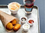 Recette : Nuggets de poulet au fromage - Recette au fromage