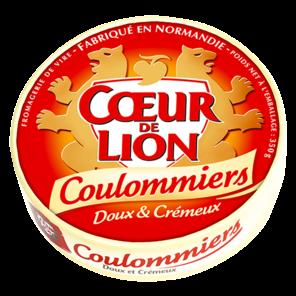 COEUR DE LION COULOMMIERS 350G