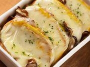 Recette : Croque-monsieur aux champignons et fromage - Recette au fromage