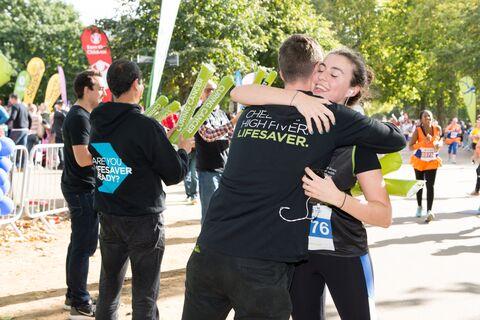 Royal Parks half marathon 2017