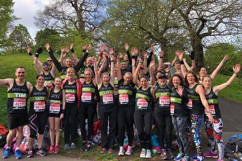 Team London Marathon 2019