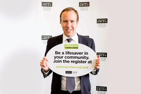 Matt Hancock MP_Communities_vs_Blood_Cancer_Landscape