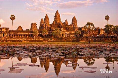 Saigon to Angkor Wat Cycle
