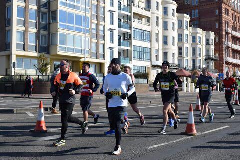 Grand Brighton Half Marathon 2018