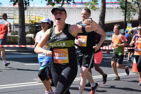 Brit 10k Megan Gullam