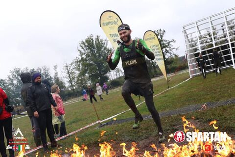 Frank Corrigan Spartan race