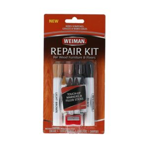 WOOD REPAIR KIT 9 ACCS. WEIMAN