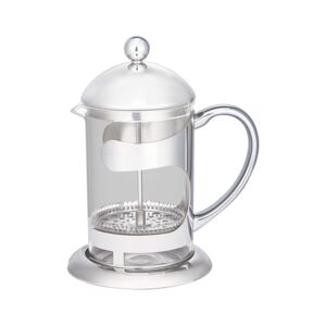 COFFEE PRESS 600ML STAINLESS STEEL