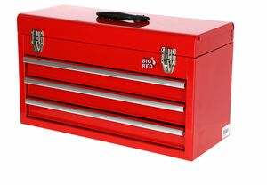 "TOOL CHEST 21"" 52CM 3DRAWER"