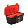 "TOOL BOX 19.5"" 50CM PLASTIC TACTIX"