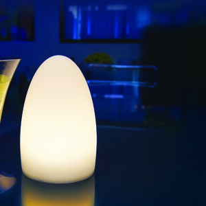 DECORATIVE LED STAND LAMP #2 MULTICOLOR