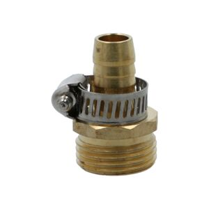 HOSE CONNECTOR 1/2'' BRASS ACE