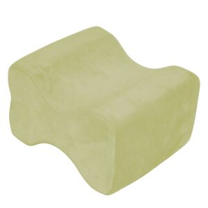 MEMORY FOAM LEG REST CUSHION 25X20X15CM
