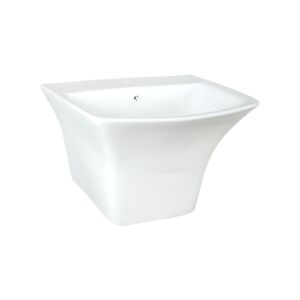 WASH BASIN JAZZ 53X44X36CM WHITE