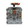 SCREWDRIVER SET 43PCS T DRIVER 990103