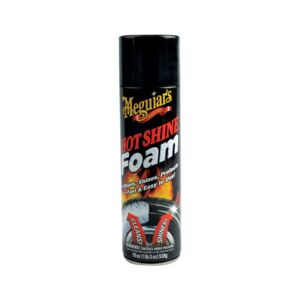 TIRE SHINE FOAM MEGUIARS
