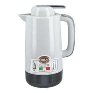 VACUUM JUG 1LT LUCE LIGHT GREY