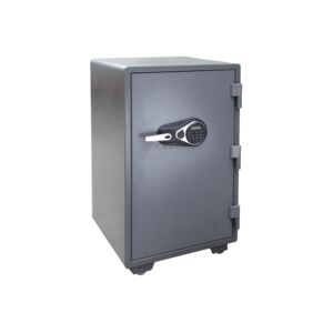 FIREPROOF SAFE 89KG DIGITAL GRAPHITE