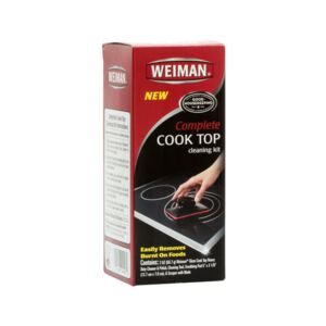 CLEANING KIT COOK TOP WEIMAN