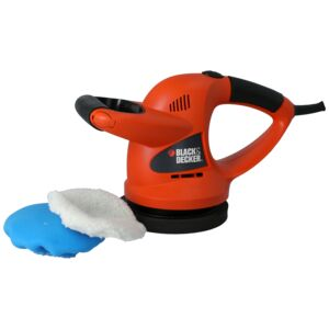 "CAR POLISHER 220V 60W 6"" ORBITAL B&D"