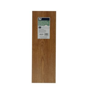 "SHELF 8x24x58"" WOOD LAMINATED OAK"