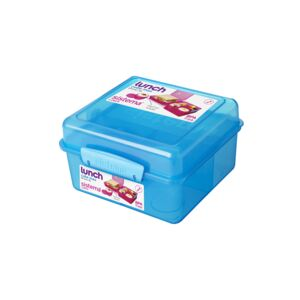 FOOD STORAGE CUBE MAX W/1POT ASSORTED