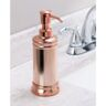 SOAP DISPENSER 236.6ML SUTTON R. GOLD