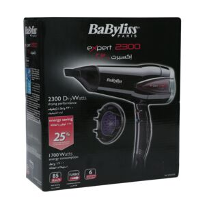 HAIR DRYER 2300W 6SPEED BABYLISS